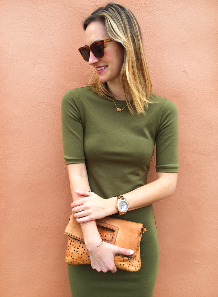 livvyland-blog-olivia-watson-topshop-army-green-bodycon-dress-6