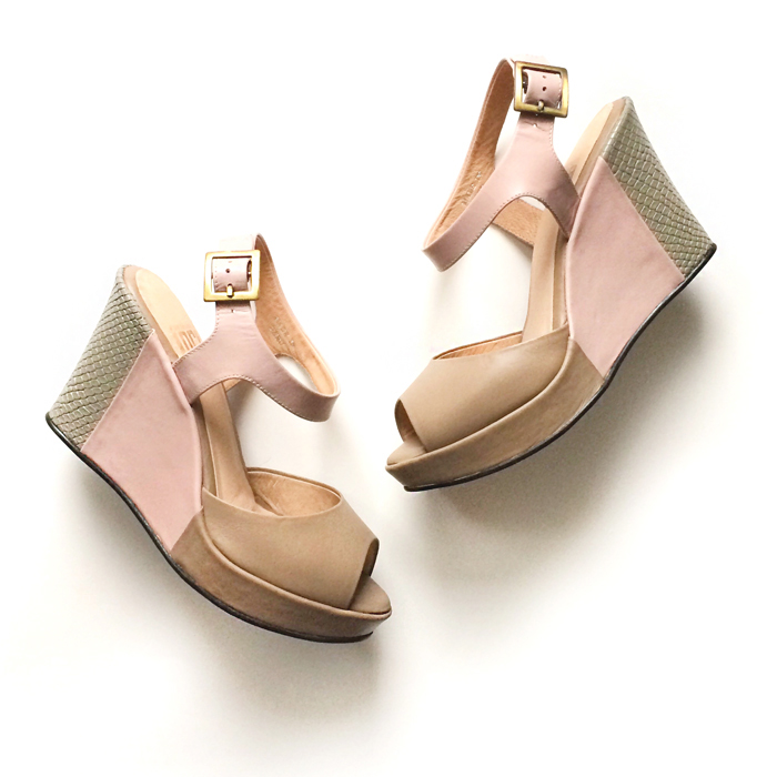 2-fortress-of-inca-livvyland-blog-austin-texas-shoe-designer-fashion-blogger-blush-pink-handmade-wedge-sandals