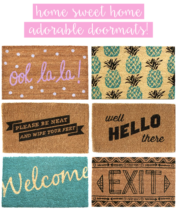 livvyland-blog-olivia-watson-cute-fun-funny-doormat-etsy-amazon-urban-outfitters-west-elm-hipster-trendy-word-art-typography-home-decor-rug-mats