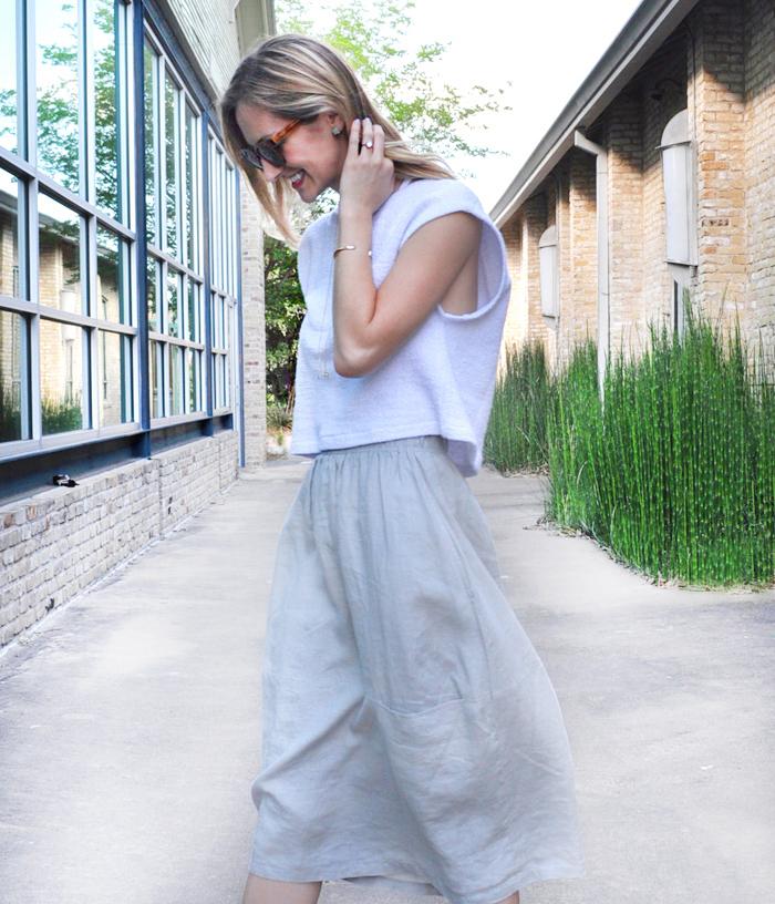 3-livvyland-blog-nordstrom-olivia-watson-eileen-fisher-new-york-crop-top-linen-skirt-tipster-event-austin-texas-fashion-blogger-style-4