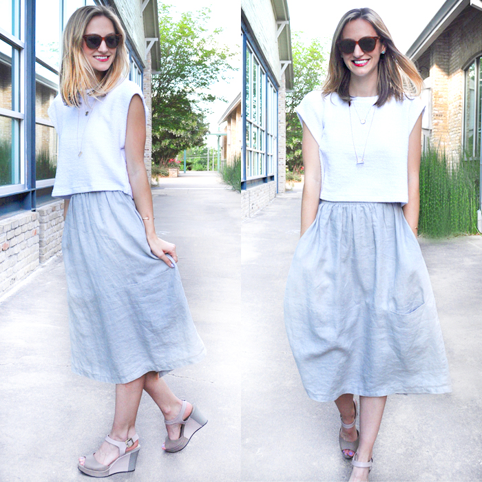 5-livvyland-blog-nordstrom-olivia-watson-eileen-fisher-new-york-crop-top-linen-skirt-tipster-event-austin-texas-fashion-blogger-style-3