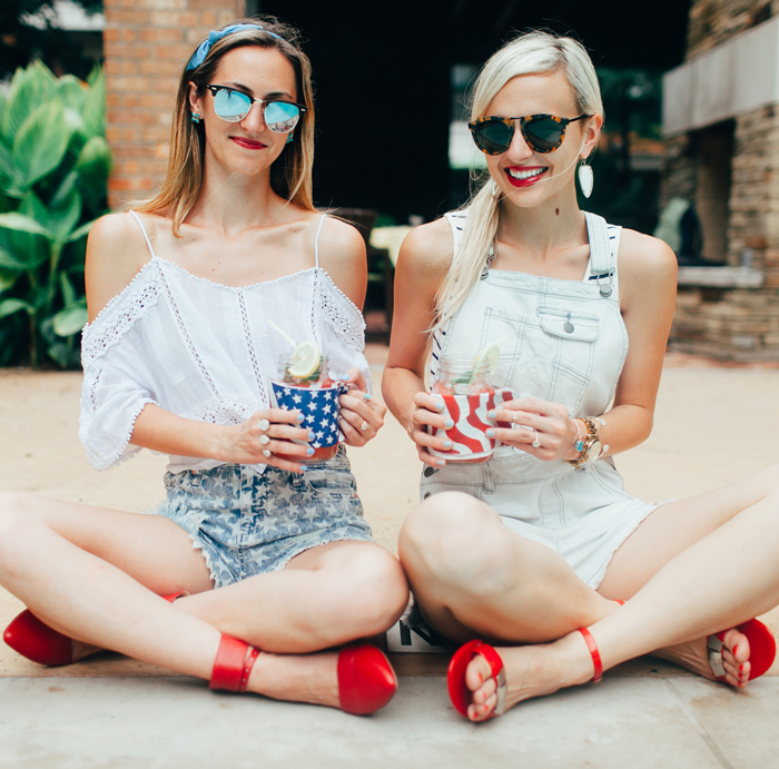 What To Wear 4th Of July Outfit Ideas Livvyland Austin Fashion