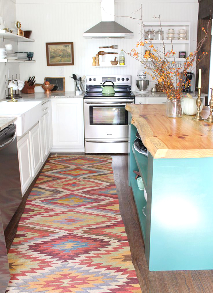 Kitchen Rugs - Livvyland | Austin Fashion And Style Blogger