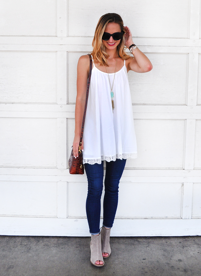 livvyland-blog-olivia-watson-austin-texas-fashion-blogger-lookbook-store-white-crochet-trim-tank-top-dress-fall-summer-outfit-4