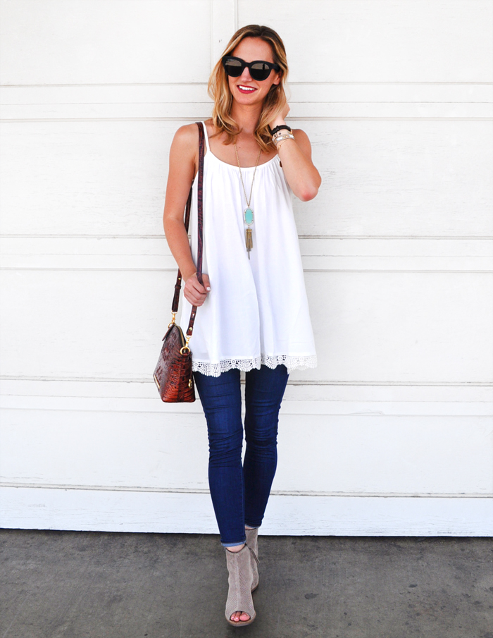 livvyland-blog-olivia-watson-austin-texas-fashion-blogger-lookbook-store-white-crochet-trim-tank-top-dress-fall-summer-outfit-5