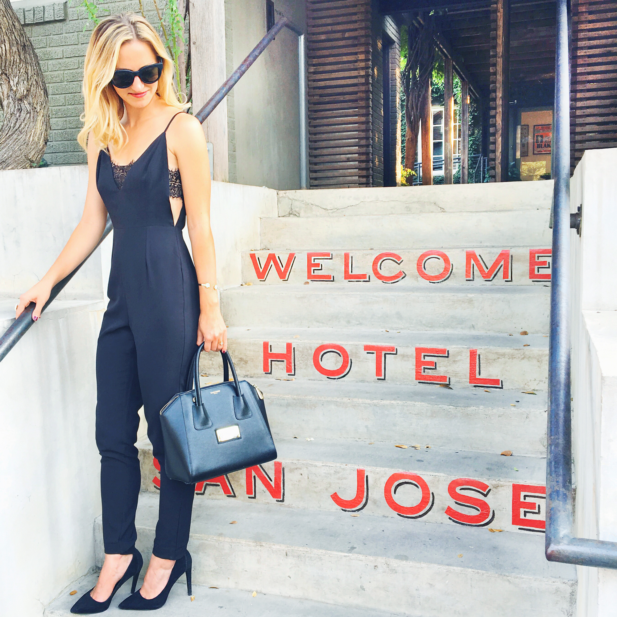 livvyland-blog-olivia-watson-black-jumpsuit-hotel-san-jose-austin-texas-fashion-blogger-2