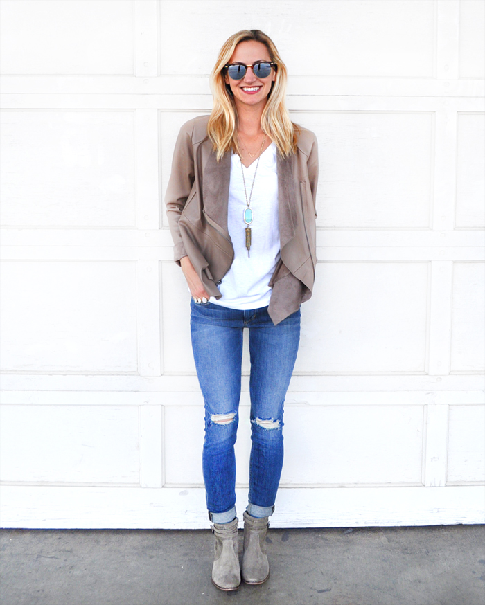 livvyland-blog-olivia-watson-saint-bernard-austin-texas-bb-dakota-bradford-jacket-tan-joes-jeans-seychelles-taupe-suede-booties-fashion-blogger-style-fall-outfit-2