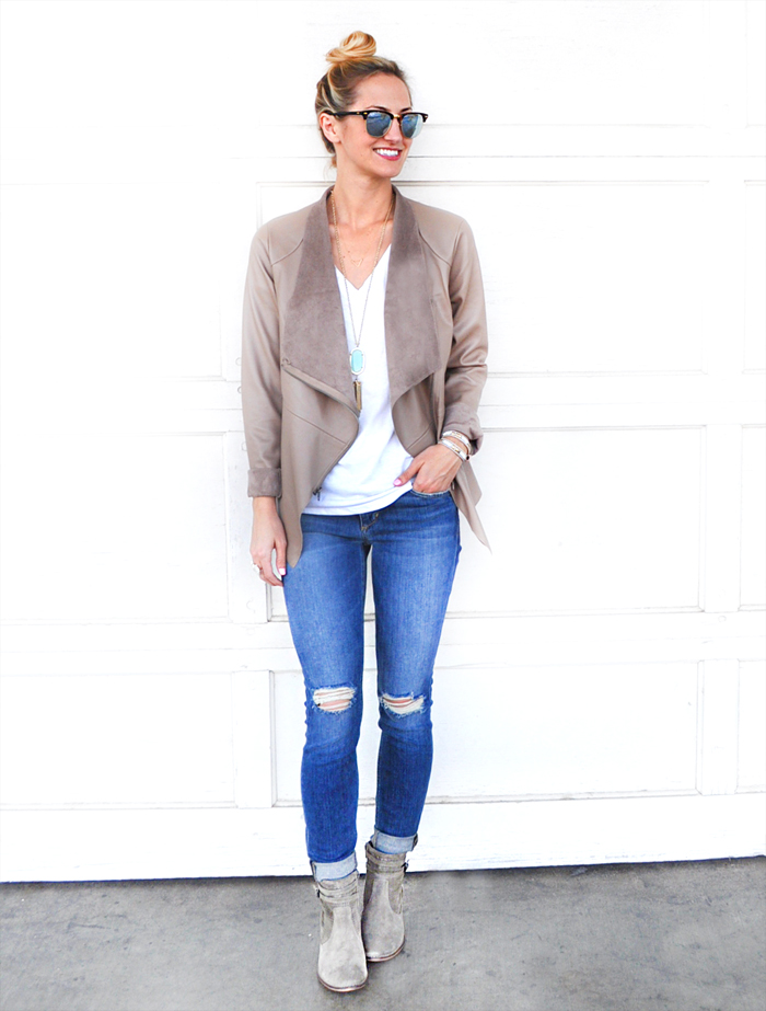 livvyland-blog-olivia-watson-saint-bernard-austin-texas-bb-dakota-bradford-jacket-tan-joes-jeans-seychelles-taupe-suede-booties-fashion-blogger-style-fall-outfit-4