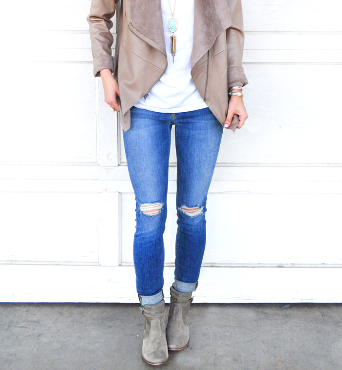 livvyland-blog-olivia-watson-saint-bernard-austin-texas-bb-dakota-bradford-jacket-tan-joes-jeans-seychelles-taupe-suede-booties-fashion-blogger-style-fall-outfit-5