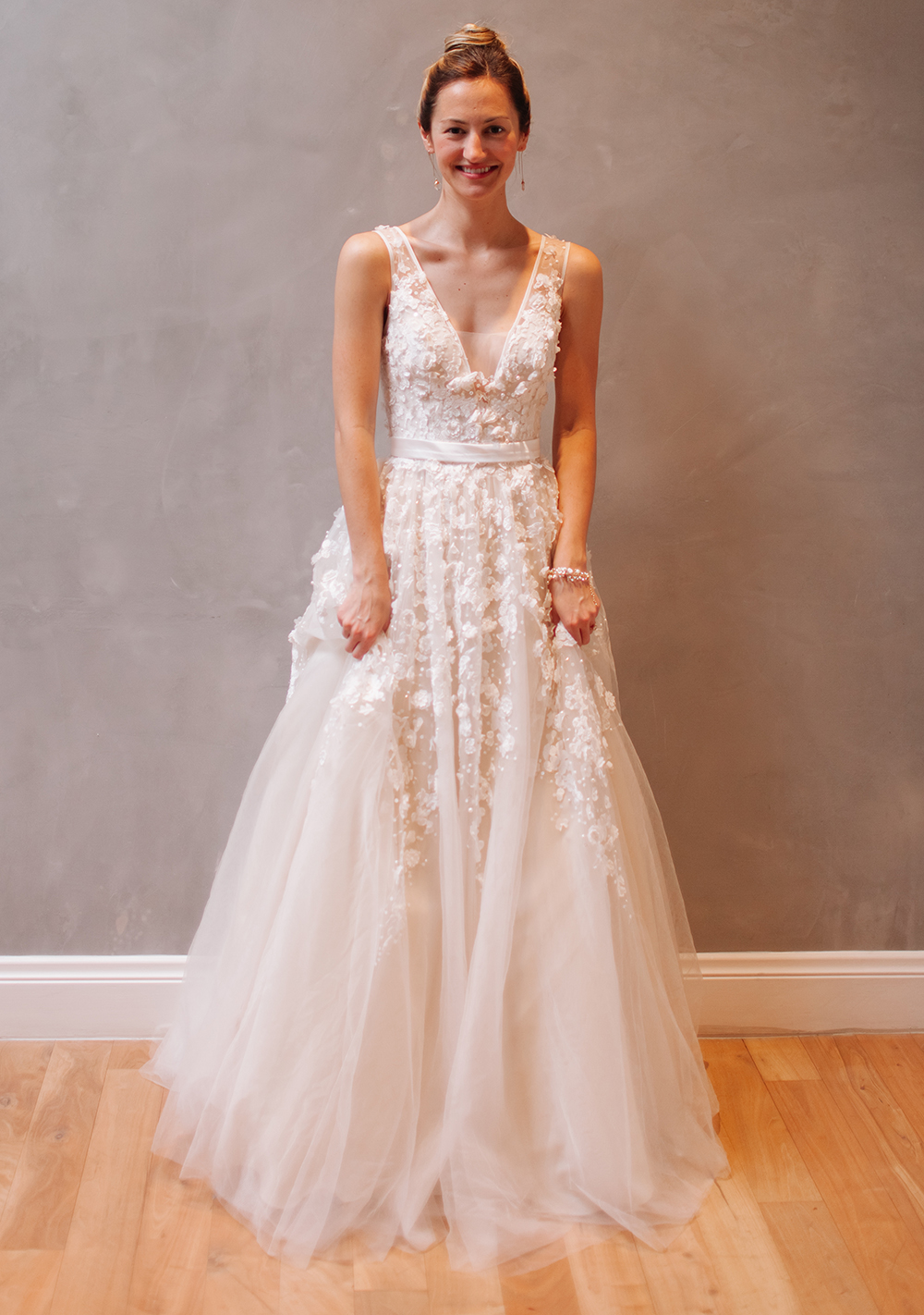 livvyland-blog-bhldn-store-front-houston-texas-bridal-salon-wedding-dress-shopping-austin-texas-fashion-blogger-olivia-watson-kayla-snell-photography-embellished-gown