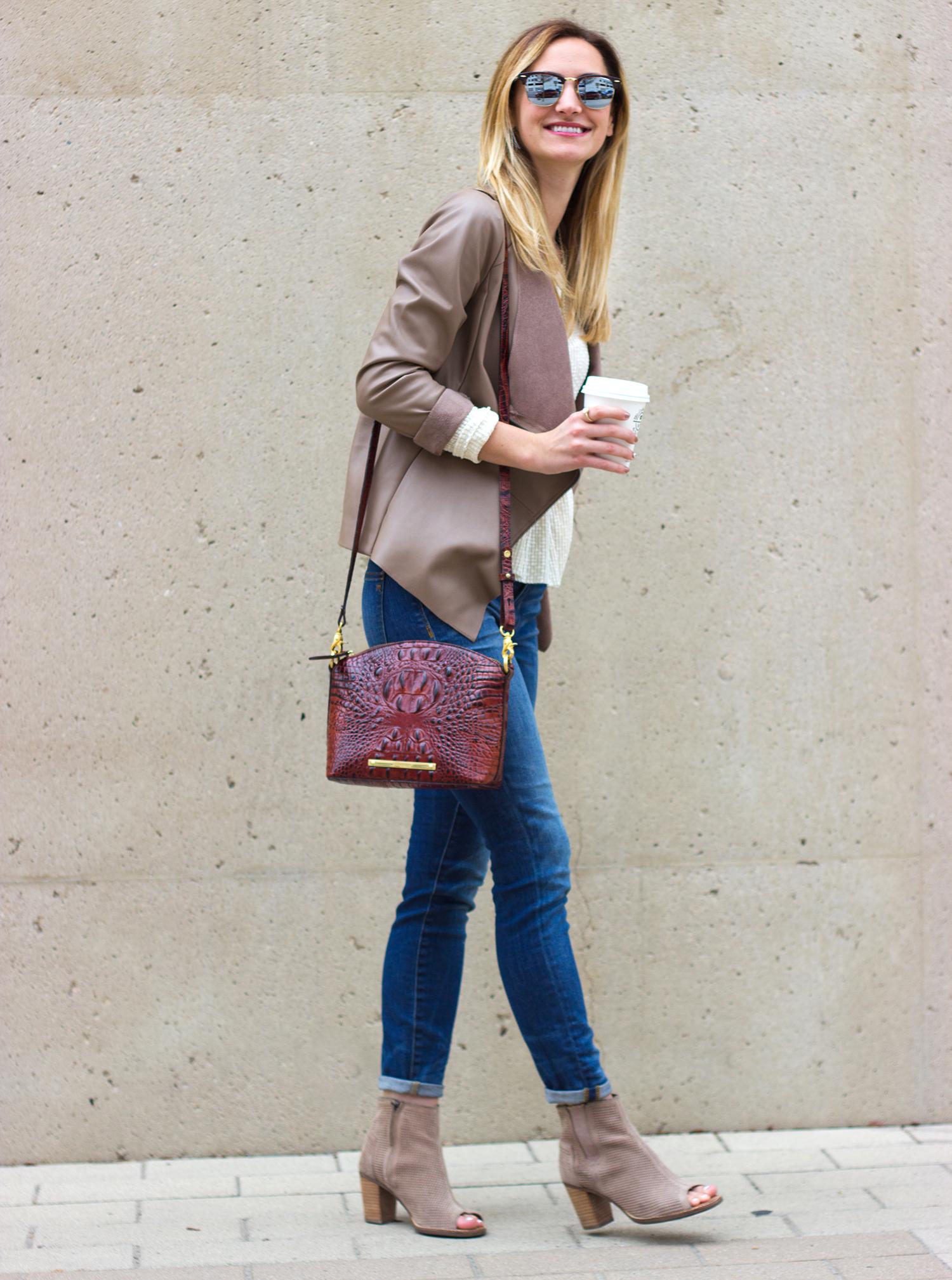 livvyland-blog-olivia-watson-austin-texas-fashion-blogger-madewell-skinny-jeans-bb-dakota-bradford-tan-draped-front-jacket-brahmin-toms-majorca-booties-3