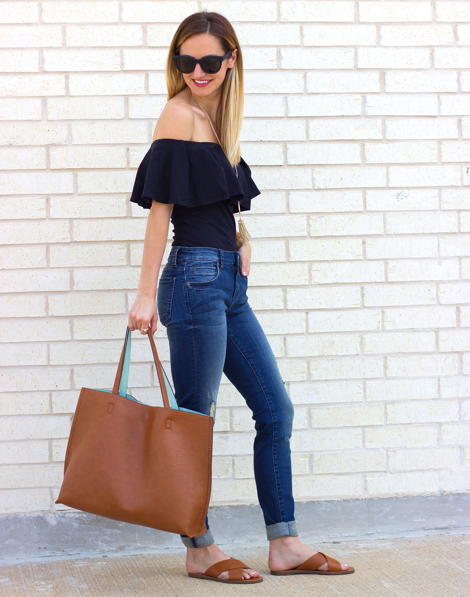 Blog: Go-To Denim For Spring With Nordstrom - LivvyLand