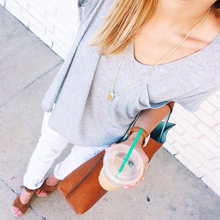 livvyland-blog-olivia-watson-austin-texas-fashion-blogger-cozy-grey-tee-shirt-relaxed-fit-white-skinny-jeans-spring-style-neutral-outfit