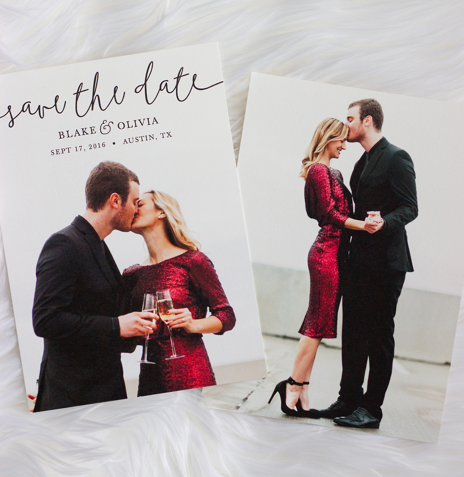 livvyland-blog-olivia-watson-blake-printy-save-the-date-minted-rent-the-runway-red-sequin-badgley-mischka-dress-austin-texas-engagement-shoot-3