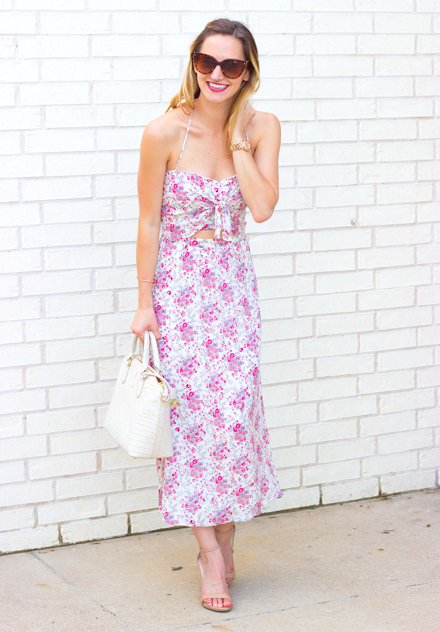livvyland-blog-olivia-watson-austin-texas-fashion-blogger-astr-pink-floral-cutout-halter-sweetheart-maxi-dress-brahmin-duxbury-handbag-cava-5