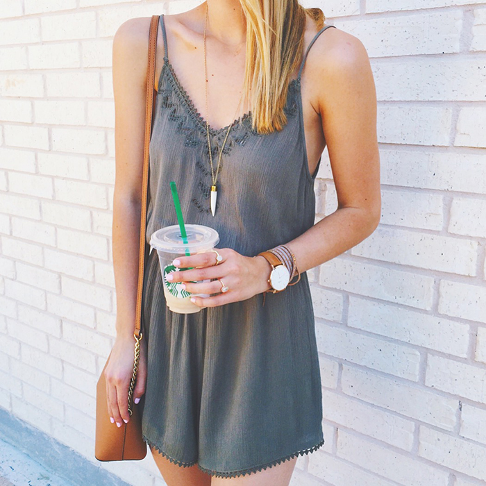 livvyland-blog-olivia-watson-spring-style-austin-texas-fashion-blogger-army-green-lace-trim-romper-casual-everyday-outfit