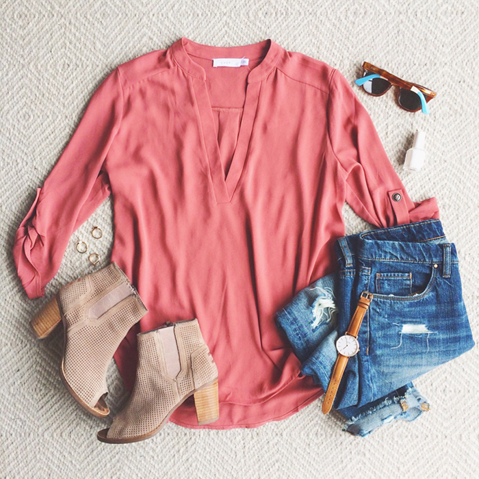 livvyland-blog-olivia-watson-spring-style-austin-texas-fashion-blogger-casual-weekend-outfit-pink-tunic