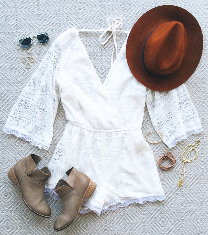 livvyland-blog-olivia-watson-spring-style-austin-texas-fashion-blogger-festival-style-white-crochet-romper-seychelles-snare-booties-reflective-clubmaster-sunglasses-boho-outfit-inspiration