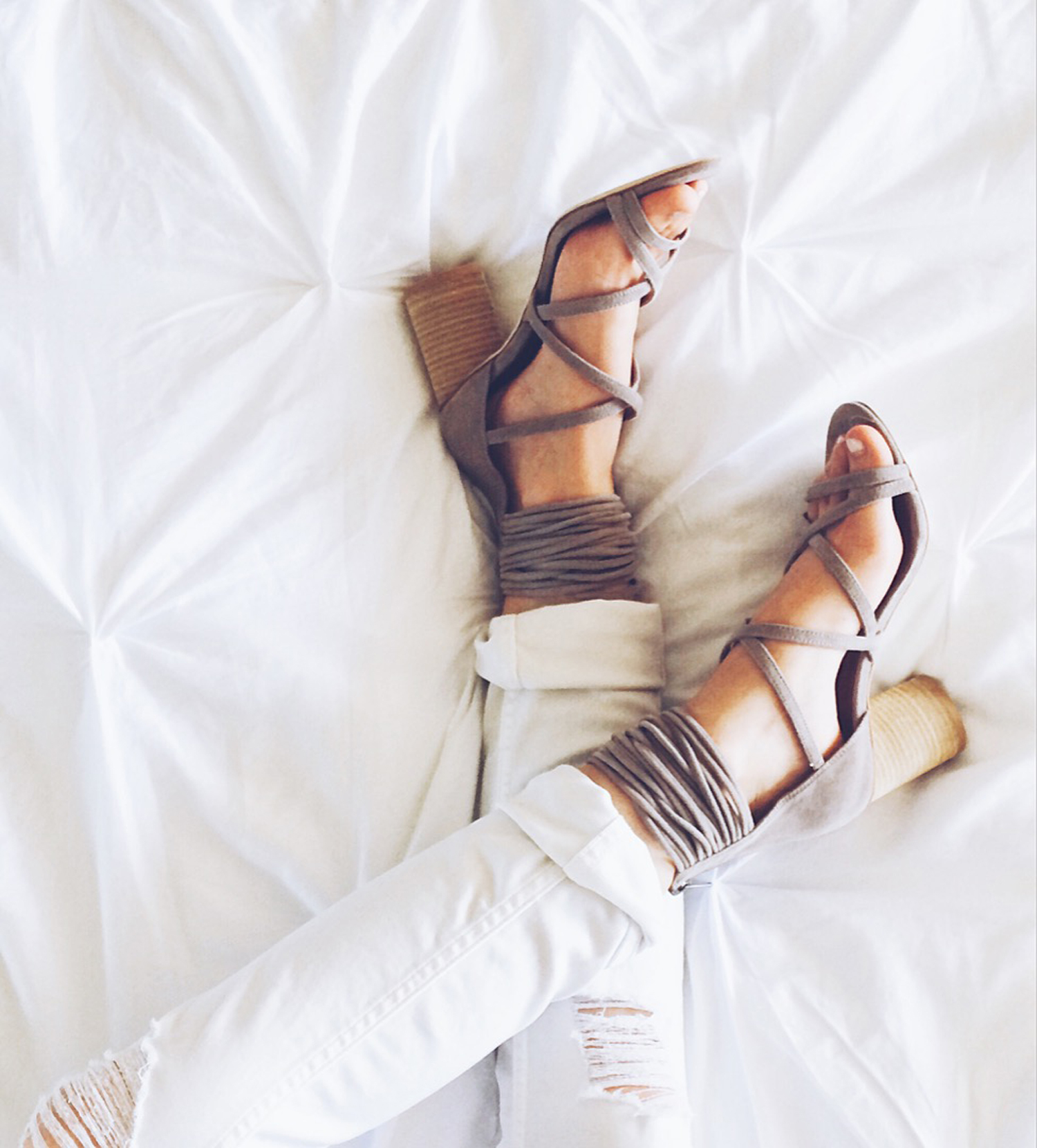 livvyland-blog-olivia-watson-austin-texas-fashion-blogger-jeffrey-campbell-despina-heels-tassel-ankle-strap-taupe-summer-spring-white-skinny-jeans