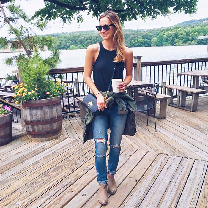 livvyland-blog-olivia-watson-austin-texas-fashion-blogger-mozarts-coffee-house-on-lake-austin-free-people-black-tank-top