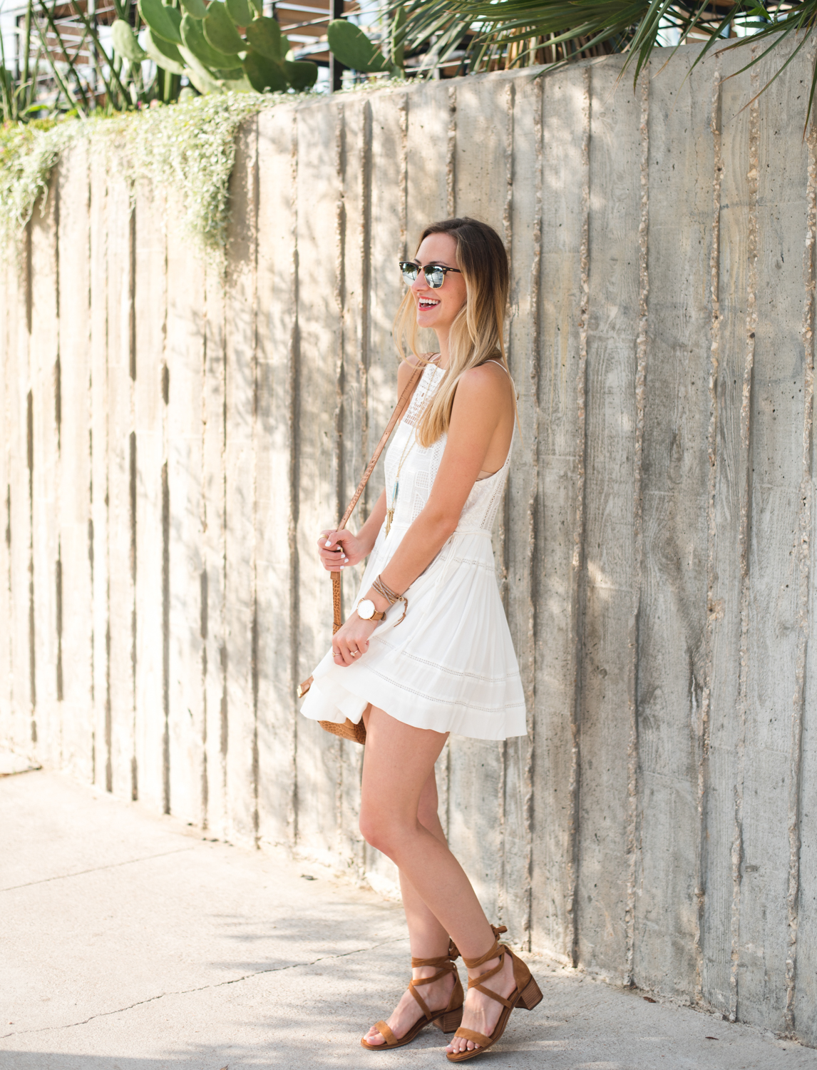 livvyland-blog-olivia-watson-austin-texas-fashion-blogger-free-people-flowy-white-high-neck-crochet-dress-tassel-south-lamar-kathryn-frazer-photography-boho-festival-outfit-8
