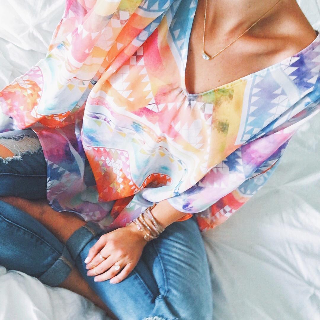 livvyland-blog-olivia-watson-austin-texas-fashion-blogger-show-me-your-mumu-tribal-print-tunic-dress-swimsuit-coverup