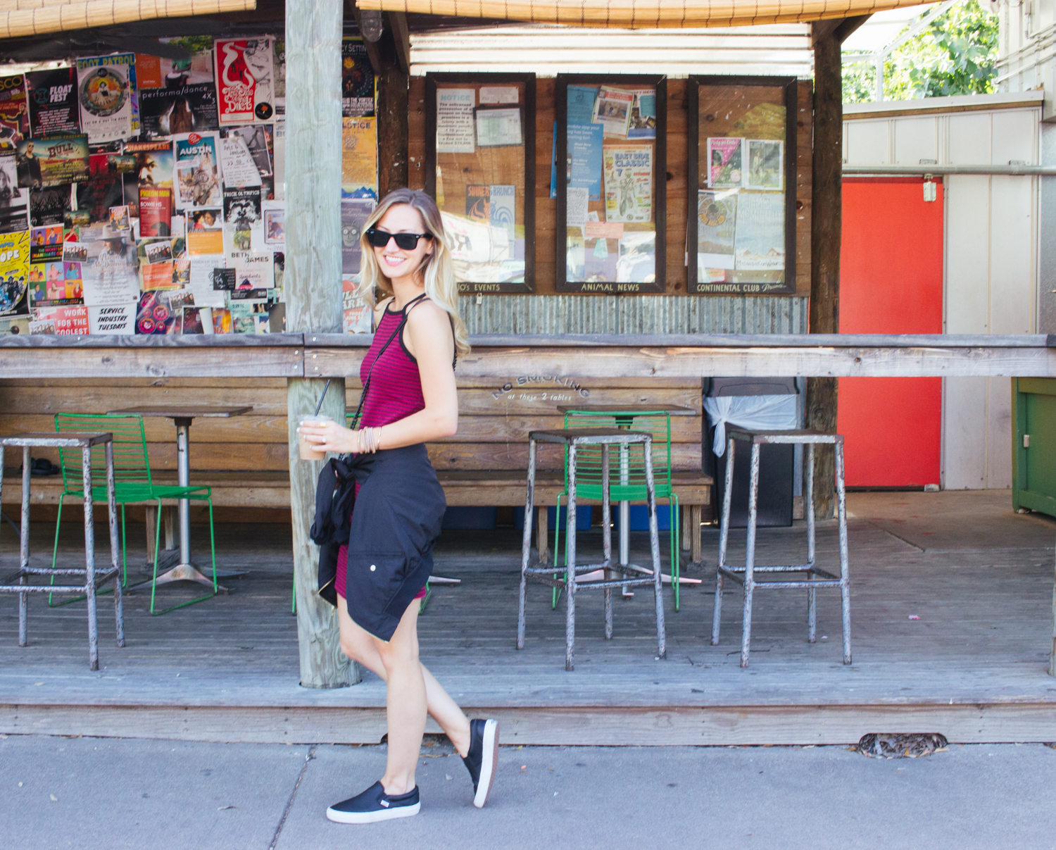 livvyland-blog-olivia-watson-austin-texas-fashion-style-blogger-jos-coffeehouse-south-congress-avenue-90s-style-express-black-bomber-jacket-vans-slip-on-sneakers-casual-weekend-outfit-10