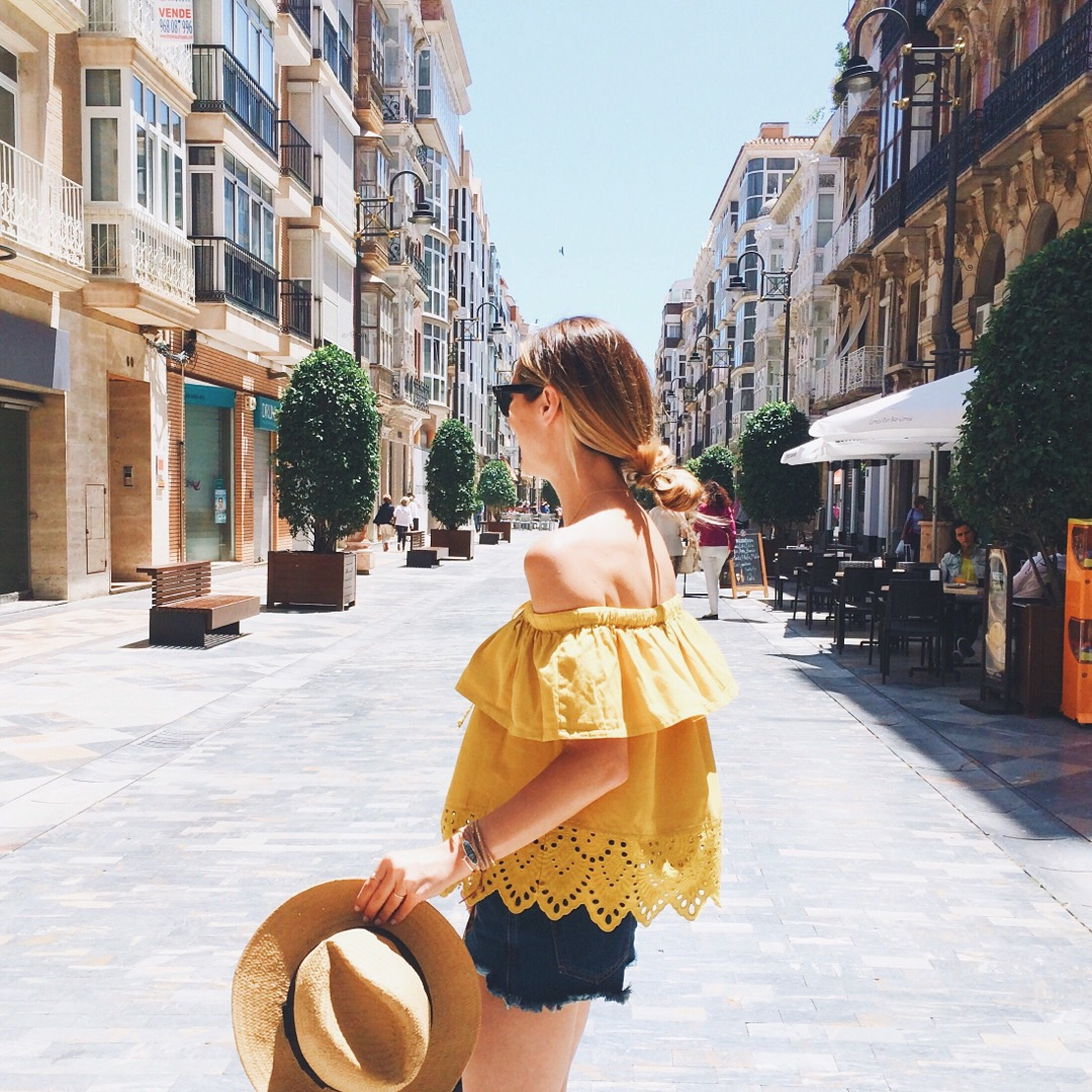 livvyland-blog-olivia-watson-princess-mediterranean-curise-what-to-pack-wear-summer-vacation-cartagena-spain