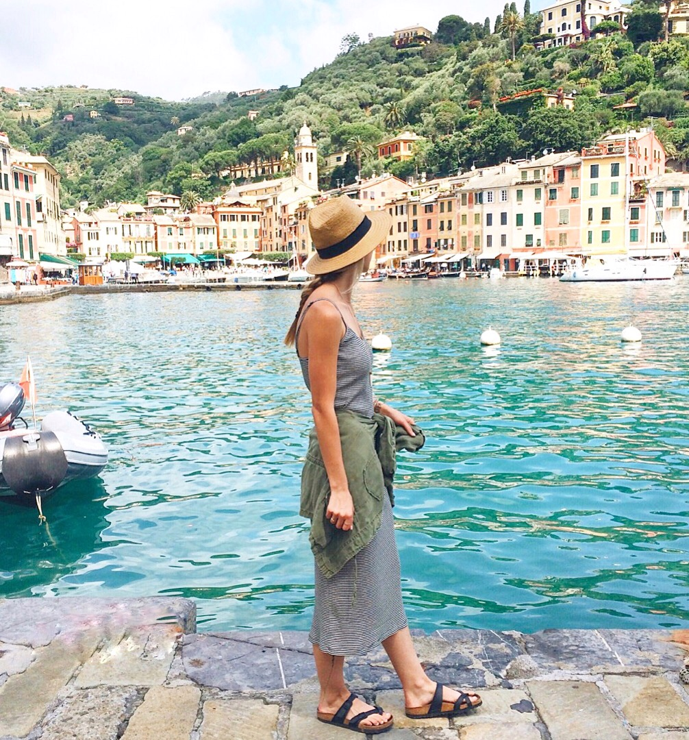 livvyland-blog-olivia-watson-princess-mediterranean-curise-what-to-pack-wear-summer-vacation-portofino-italy-view