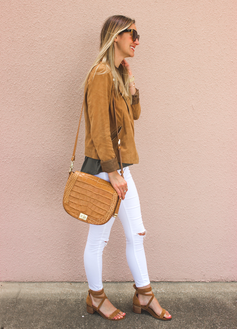 livvyland-blog-olivia-watson-boho-ootd-nordstrom-anniversary-sale-must-haves-what-to-buy-suede-tan-jacket-fall-summer-outfit-cluse-gold-watch-7