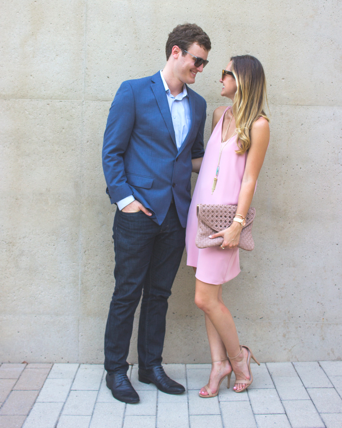 livvyland-blog-olivia-watson-date-night-summer-austin-texas-outfit-inspiration-topshop-blush-pink-slip-dress-nordstrom-mens-suit-fashion-blogger-2