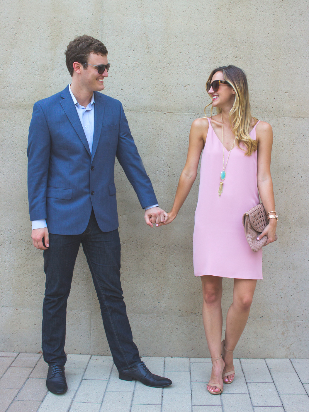 livvyland-blog-olivia-watson-date-night-summer-austin-texas-outfit-inspiration-topshop-blush-pink-slip-dress-nordstrom-mens-suit-fashion-blogger-3