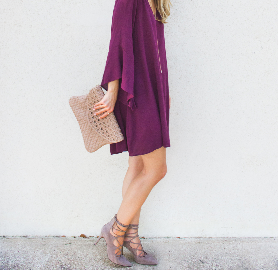 livvyland-blog-olivia-watson-austin-texas-fashion-blogger-bell-sleeve-maroon-wine-burgundy-oxblood-dress-lace-up-heels-4
