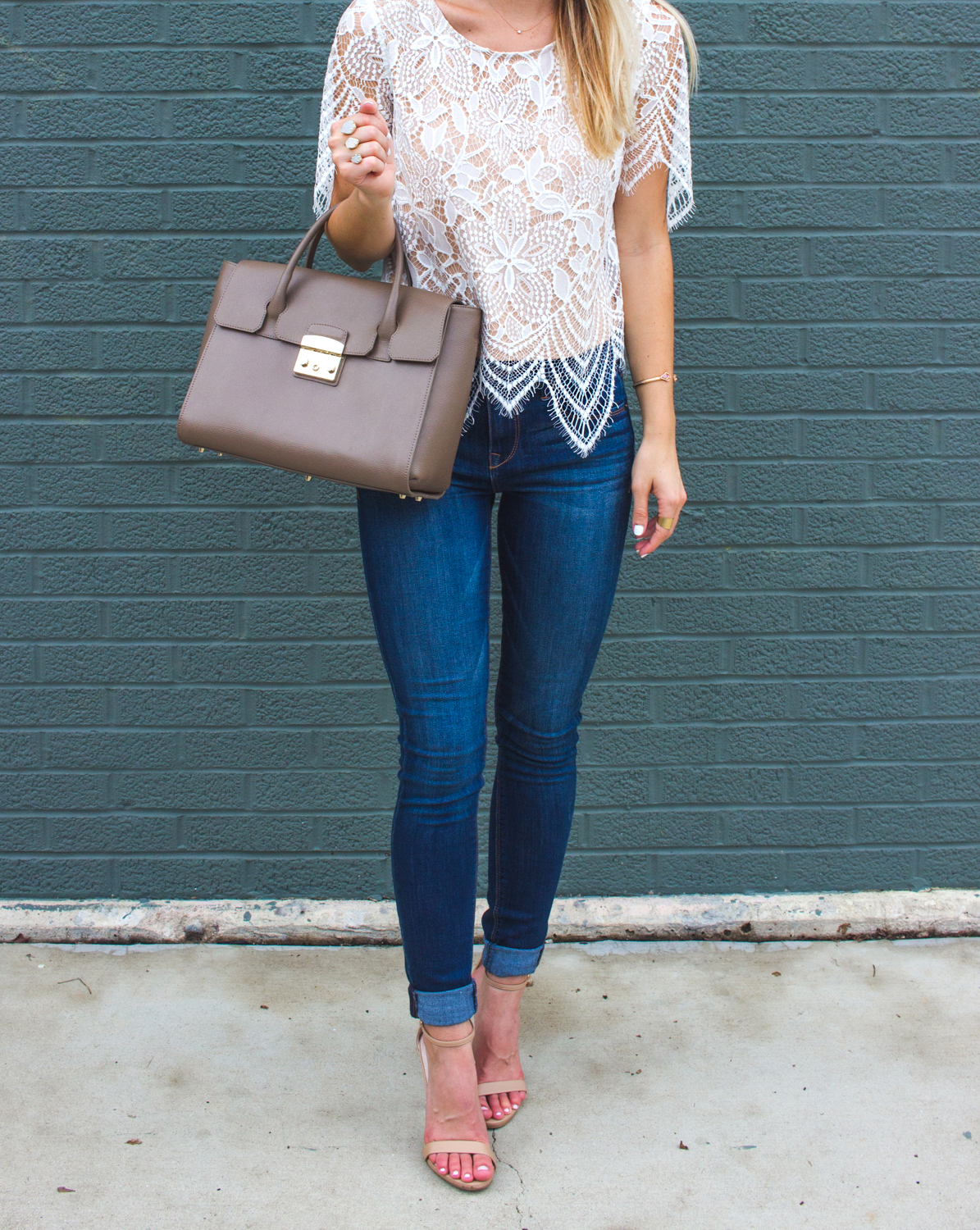 livvyland-blog-olivia-watson-date-night-express-skinny-jeans-lace-overlay-top-3