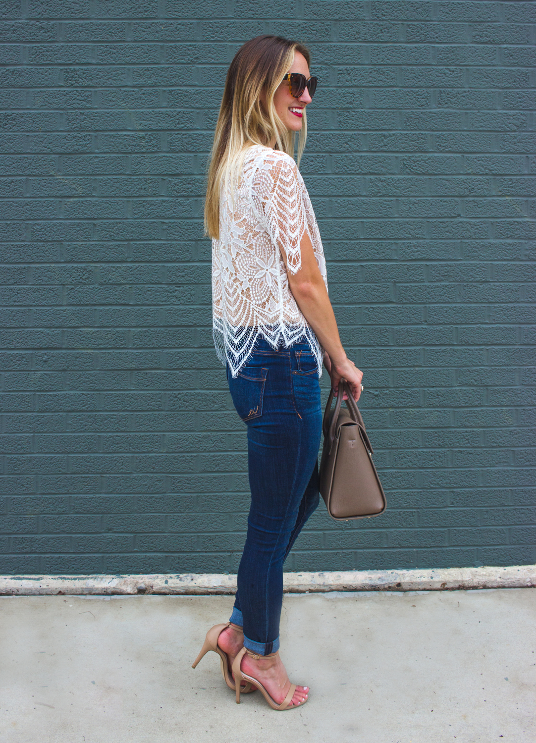 livvyland-blog-olivia-watson-date-night-express-skinny-jeans-lace-overlay-top-5