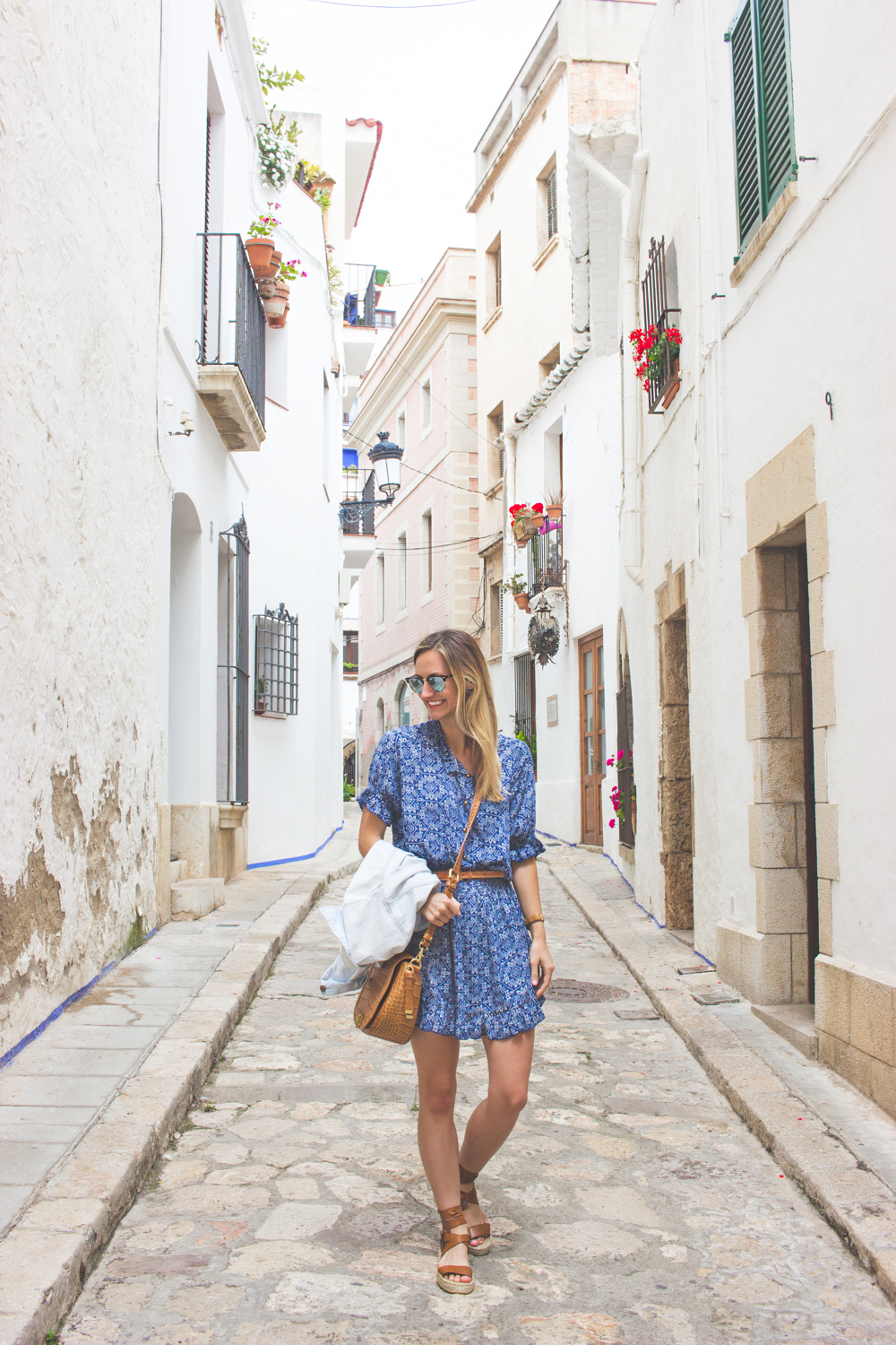 Barcelona Amp Sitges Spain Livvyland Austin Fashion And