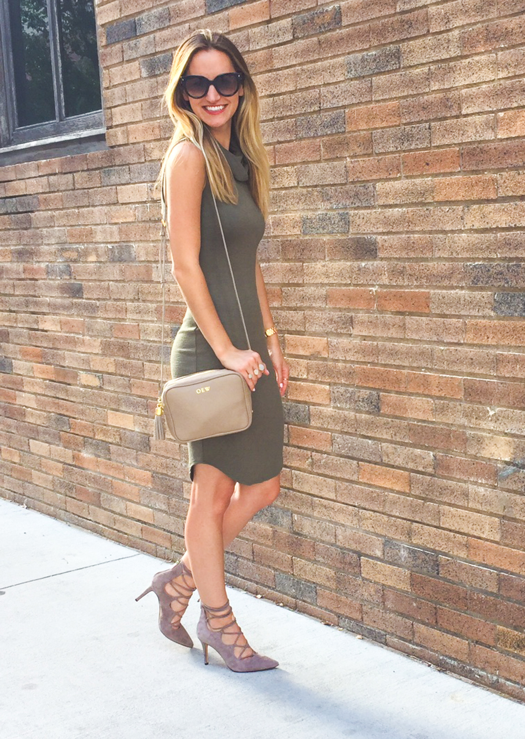 livvyland-blog-olivia-watson-nordstrom-cowl-neck-body-con-dress-lace-up-heels-austin-texas-fashion-blogger-1