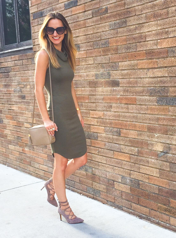 livvyland-blog-olivia-watson-nordstrom-cowl-neck-body-con-dress-lace-up-heels-austin-texas-fashion-blogger-2