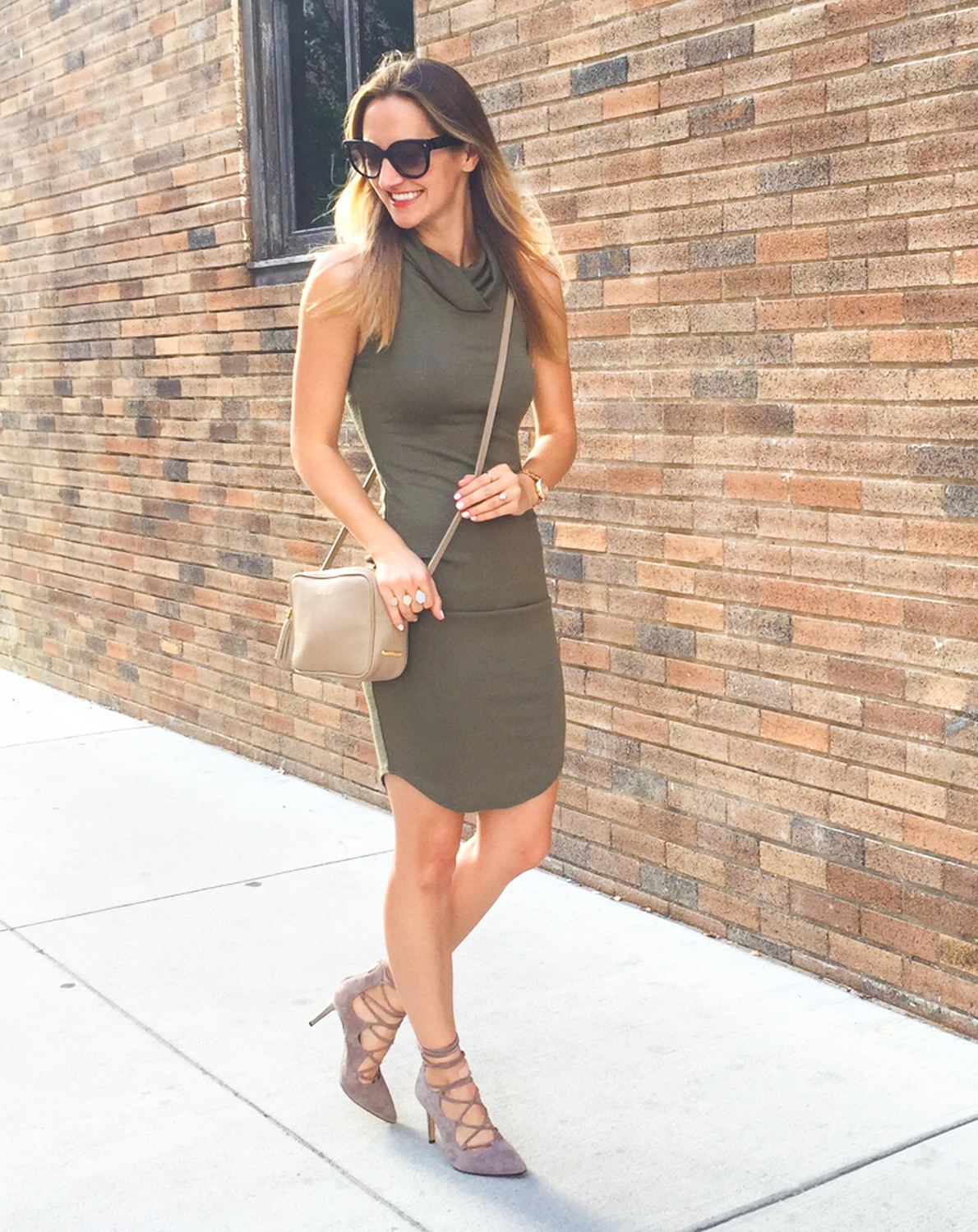 livvyland-blog-olivia-watson-nordstrom-cowl-neck-body-con-dress-lace-up-heels-austin-texas-fashion-blogger-4