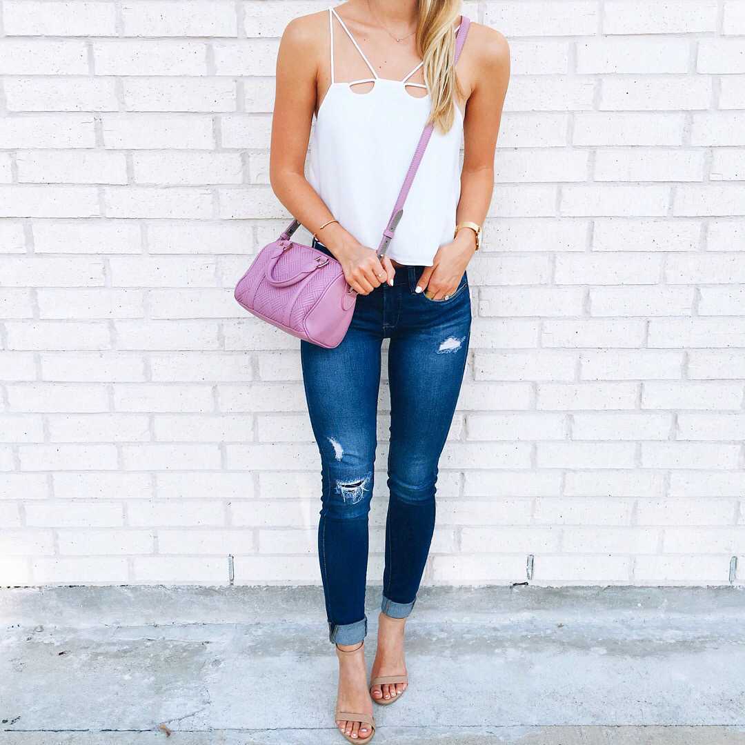 livvyland-blog-olivia-watson-austin-texas-fashion-blogger-strappy-front-top-jeans-nude-heels