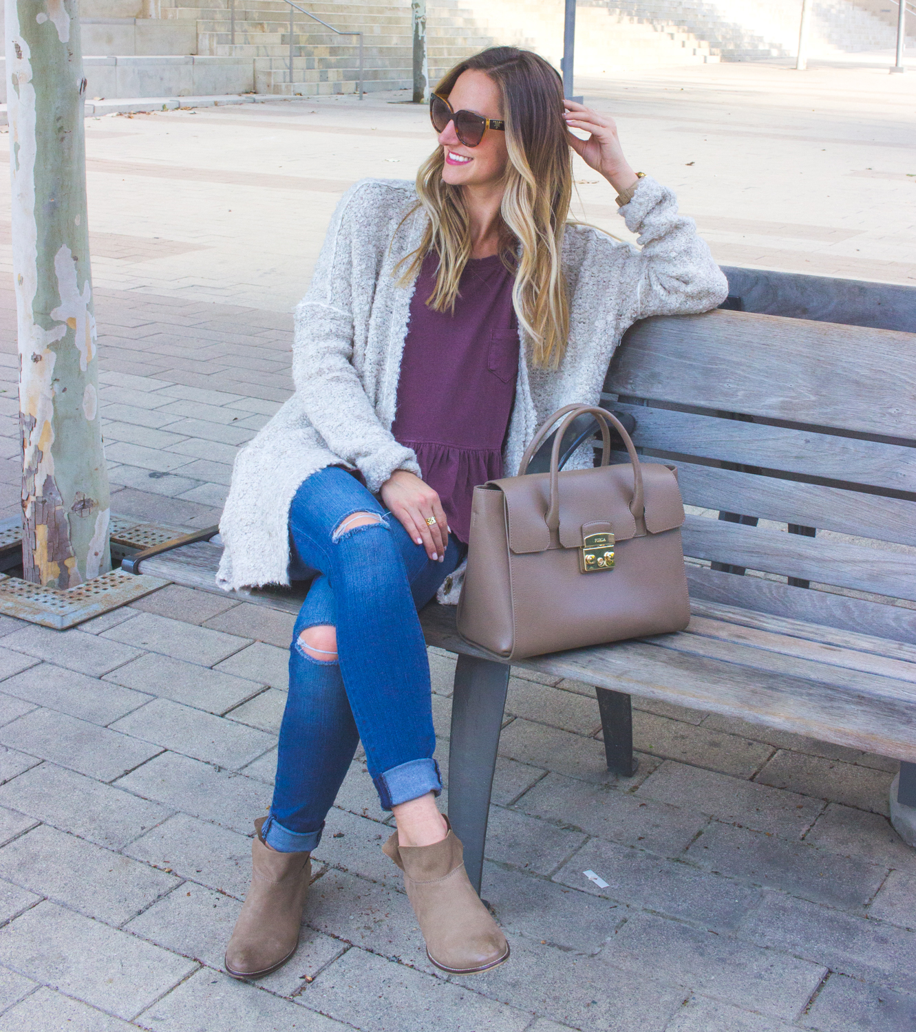 livvyland-blog-olivia-watson-cozy-fall-outfit-grandpa-oversize-cardigan-sweater-seychelles-snare-booties-7