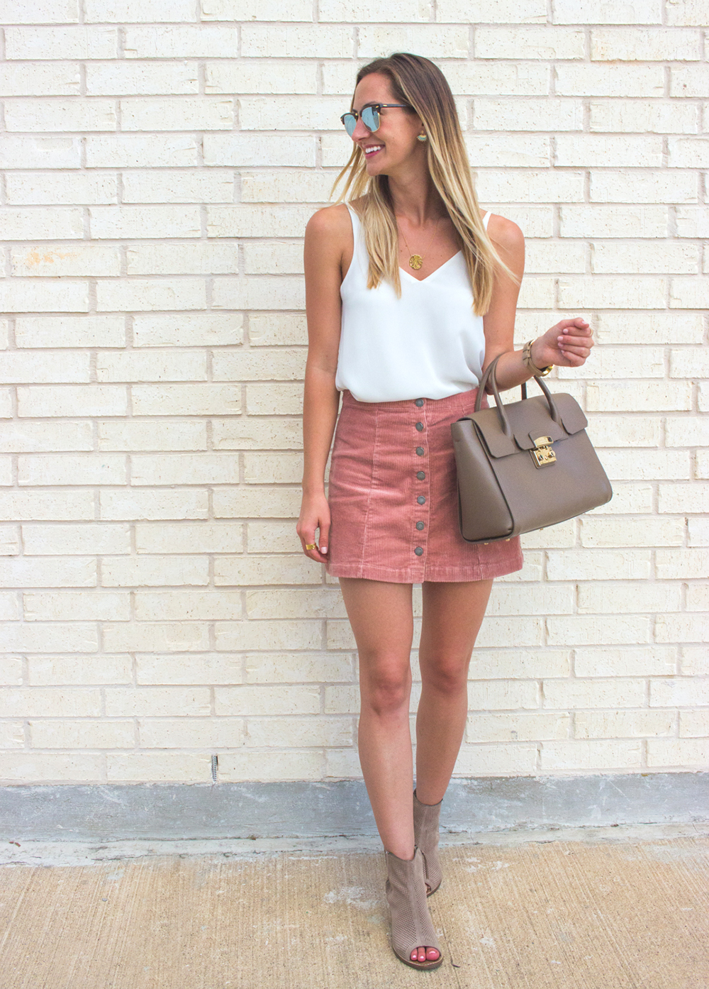 livvyland-blog-olivia-watson-moon-and-lola-monogram-necklace-small-gold-blush-corduroy-skirt-fall-a-line-toms-majorca-booties-1