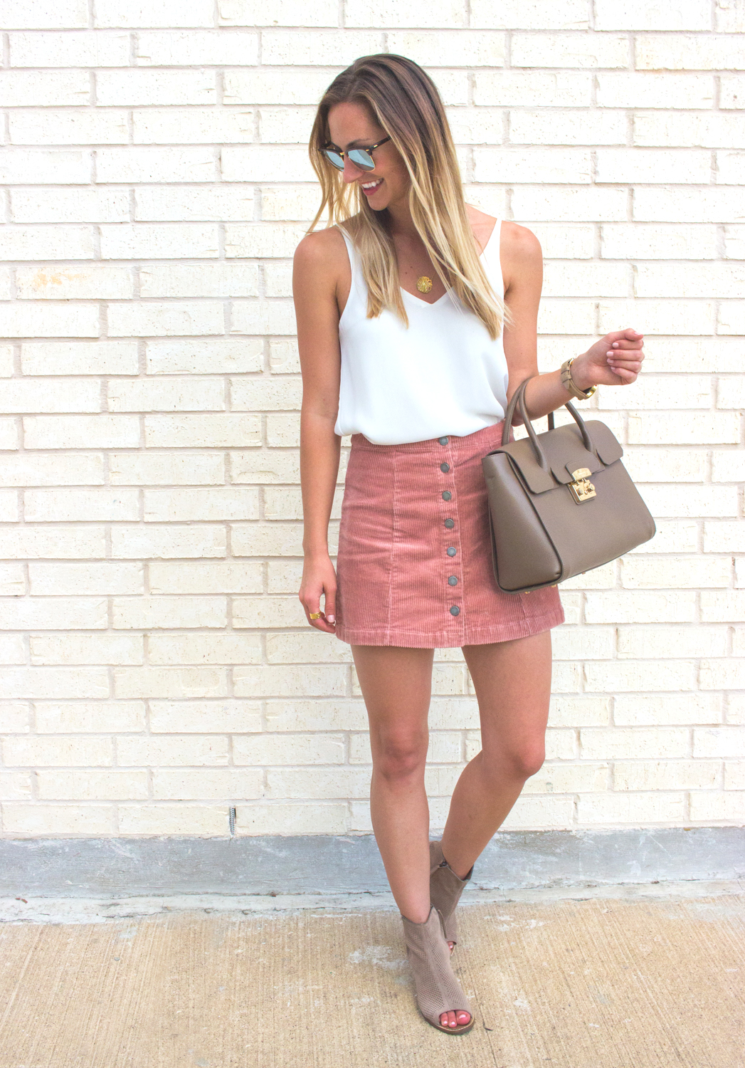 livvyland-blog-olivia-watson-moon-and-lola-monogram-necklace-small-gold-blush-corduroy-skirt-fall-a-line-toms-majorca-booties-2