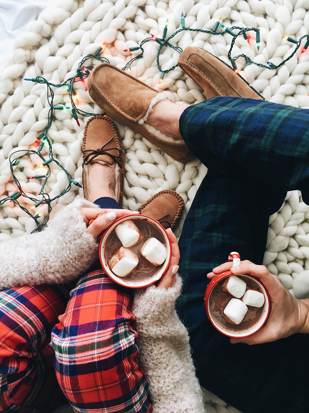 5a96d9f91dd Cozy Holiday Gift Idea: Ugg Slippers! - LivvyLand | Austin Fashion ...
