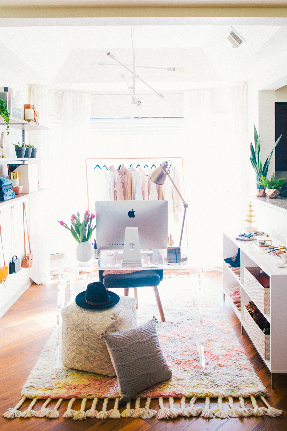 Before after my home office reveal livvyland - Do you need a degree to be an interior designer ...