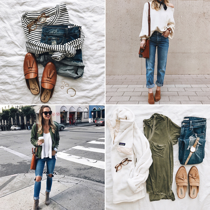 Popular instagram clothing stores