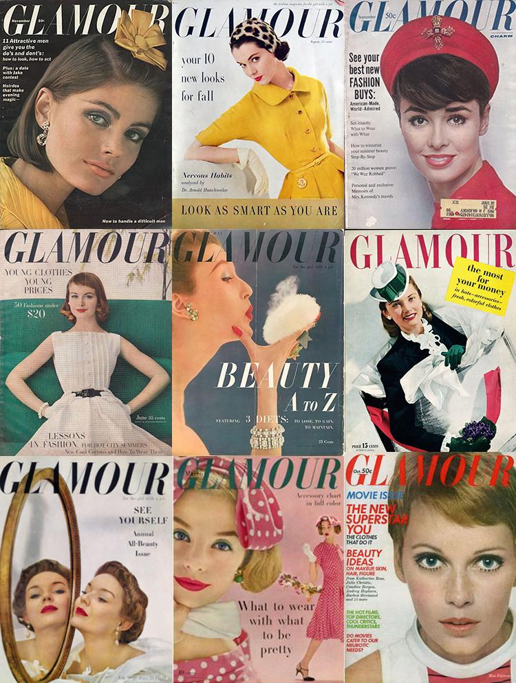livvyland-glamour-magazine-vintage-cover-magazine-writer-editor