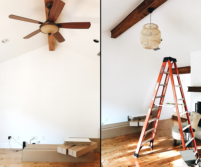 livvyland-before-after-light-fixture