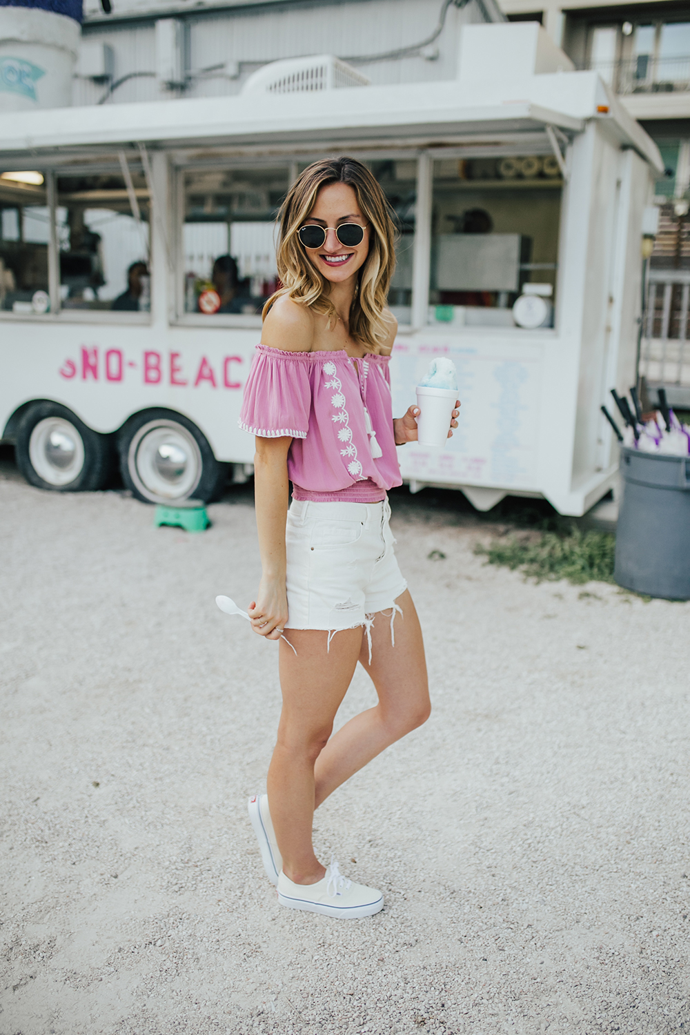 livvyland-blog-olivia-watson-austin-texas-fashion-blogger-pacsun-mom-shorts-off-white-vans-sneakers-sno-beach-snow-cone-7