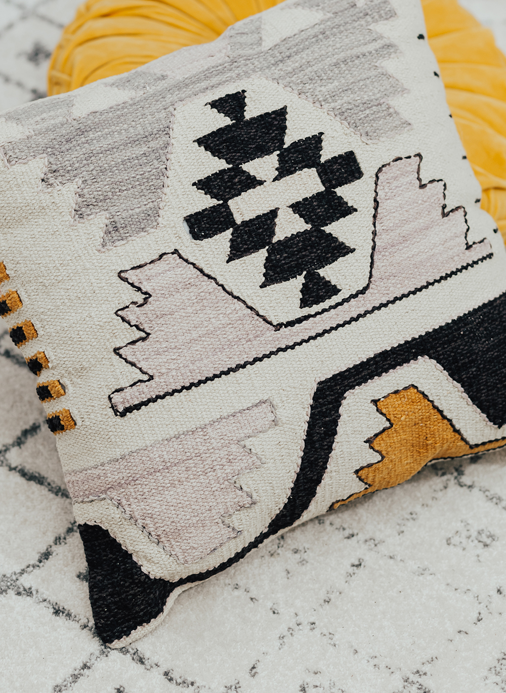 livvyland-blog-olivia-watson-interiors-home-decor-tribal-print-throw-pillows-colorful-urban-outfitters-1